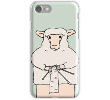 Purl iPhone Case/Skin