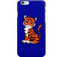 Baby Tiger iPhone Case/Skin