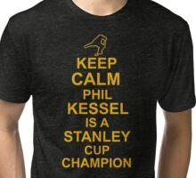 Phil Kessel Stanley Cup Champion Tri-blend T-Shirt