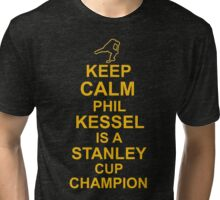 Phil Kessel Stanley Cup Champion Tri-blend T-Shirt