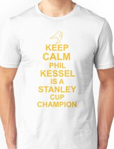 Phil Kessel Stanley Cup Champion Unisex T-Shirt