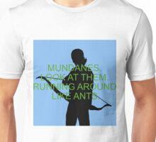Alec Lightwood - Mundanes Unisex T-Shirt