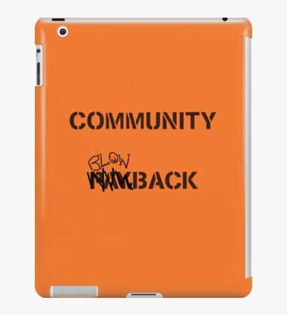 Misfits - Community Blowback iPad Case/Skin