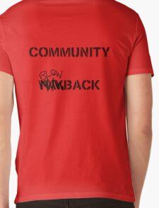 Misfits - Community Blowback Mens V-Neck T-Shirt
