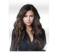 Nina Dobrev The Vampire Diaries 01 Poster