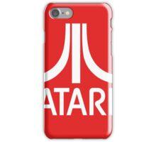 Atari logo iPhone Case/Skin