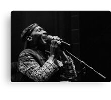 Jimmy Cliff par olavia olao fz 1000  Canvas Print