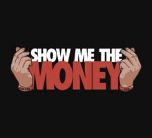 VICTRS - Show Me The Money Kids Tee