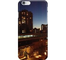 City Sunset iPhone Case/Skin