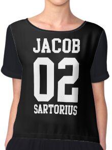 jacob sartorius Chiffon Top