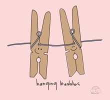 Hanging buddies Kids Tee