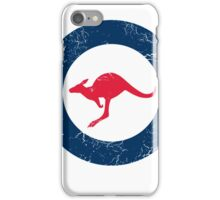 Military Roundels - RAAF - Royal Australian Air Force iPhone Case/Skin
