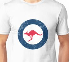 Military Roundels - RAAF - Royal Australian Air Force Unisex T-Shirt