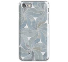 Marino Blue Mosaic iPhone Case/Skin
