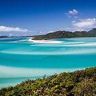 Blue Paradise by MrBennettKent