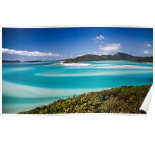 Blue Paradise Poster