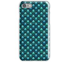 Marina Mermaid Fish Scales iPhone Case/Skin