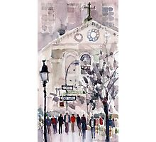 Washington Square Park, New York City Photographic Print