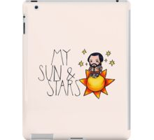"Game of Thrones - Khal Drogo ""My Sun and Stars"" iPad Case/Skin"