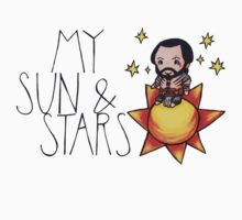 "Game of Thrones - Khal Drogo ""My Sun and Stars"" by charsheee"