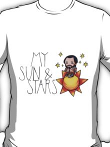 "Game of Thrones - Khal Drogo ""My Sun and Stars"" T-Shirt"
