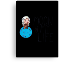 "Game of Thrones - Daenerys ""Moon of My Life"" Canvas Print"