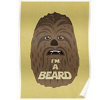 I'm a beard Poster