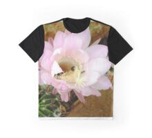Cactus flower (Echinopsis) Graphic T-Shirt
