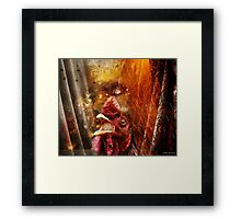 The Great Bogus And The Doomsday Dawn  Framed Print