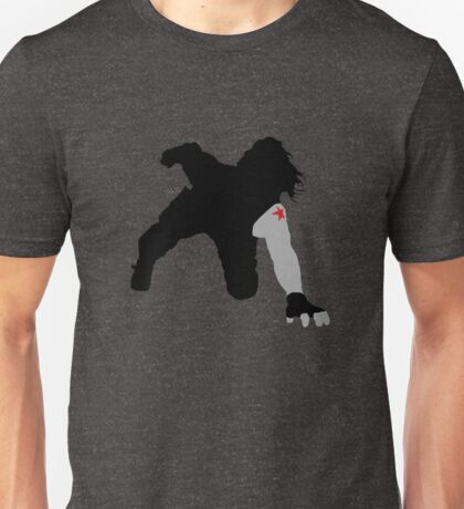 Winter Soldier Car Scene Unisex T-Shirt