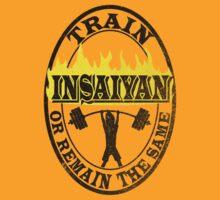 Train Insaiyan by UNC1214