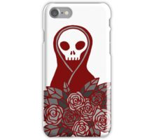 Reaper Bouquet ~ Red Lines iPhone Case/Skin
