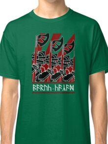 Dwarven Constructivism! Classic T-Shirt