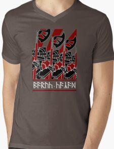 Dwarven Constructivism! Mens V-Neck T-Shirt
