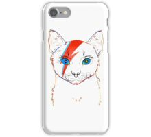Catbowie iPhone Case/Skin