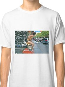 ESCAPE FROM NEW YORK TARZAN Classic T-Shirt