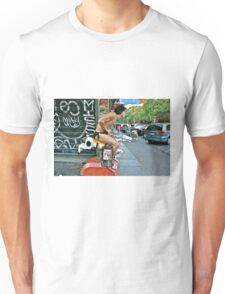 ESCAPE FROM NEW YORK TARZAN Unisex T-Shirt