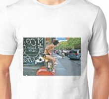 ESCAPE FROM NEW YORK TARZAN Unisex T-Shirt