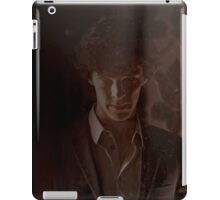 Sherlock Graphic iPad Case/Skin