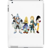 Final Fantasy IX iPad Case/Skin