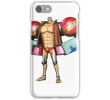 franky robot iPhone Case/Skin