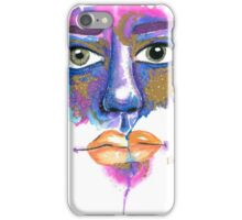 Dilated Watercolour iPhone Case/Skin