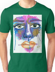 Dilated Watercolour Unisex T-Shirt