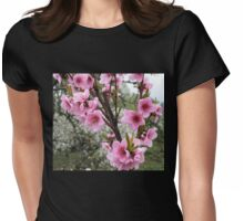 Oh! How I long for Spring!  Womens Fitted T-Shirt