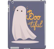 Boo-tiful! iPad Case/Skin