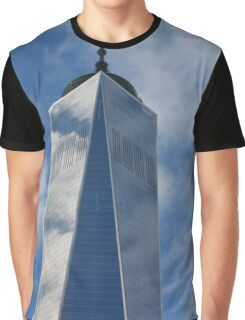 One World Trade Center Graphic T-Shirt