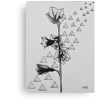 Surreal Flowers Canvas Print