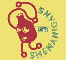 Shenaniman - Shenanigans Brewing Kids Clothes