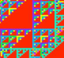 Pascal Triangle Sticker