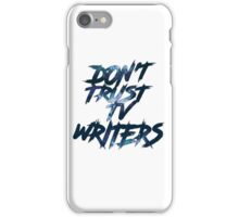 Don't Trust iPhone Case/Skin